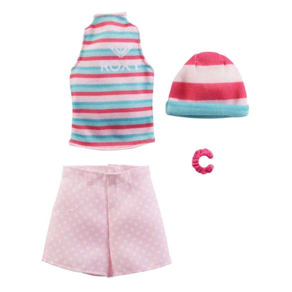 Vestimentatie Completa Barbie Roxy cu Caciulita