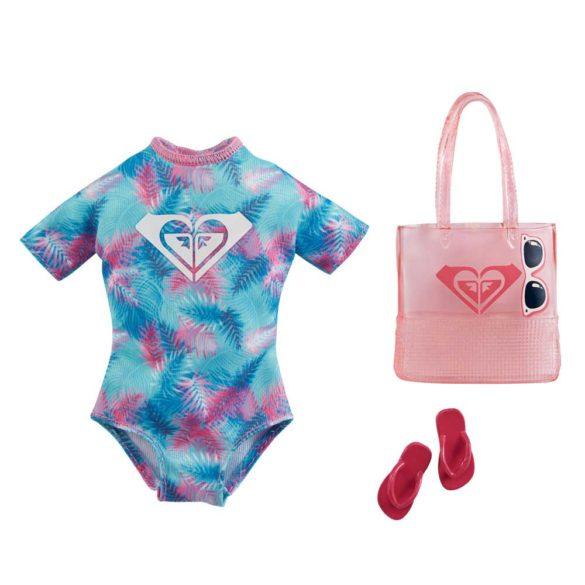 Vestimentatie Completa Barbie Roxy la Plaja