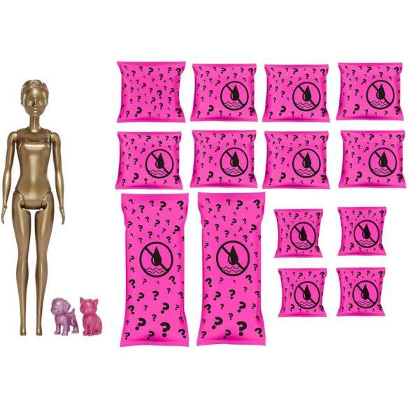 Barbie Color Reveal Papusa Day to Night cu 25 de Surprize 2