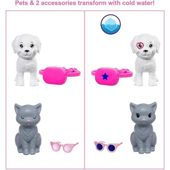 Barbie Color Reveal Papusa Day to Night cu 25 de Surprize 5