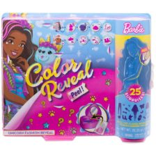 Barbie Color Reveal Papusa Unicorn Fantasy cu 25 de Surprize