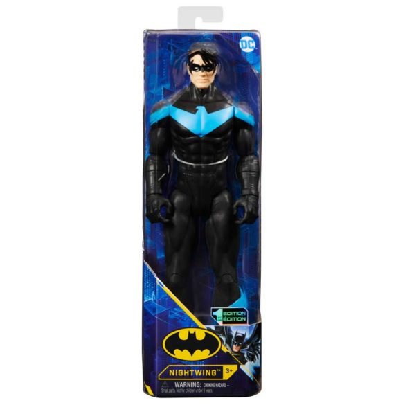 Figurina Articulata Nightwing Colectia Spin Master 4