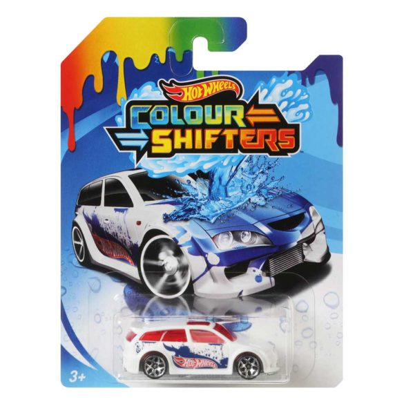 Masinuta Hot Wheels Culori Schimbatoare Audacious 3