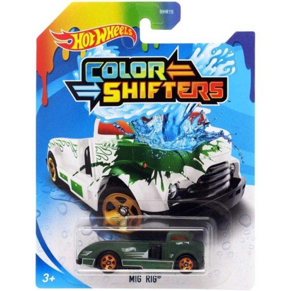 Masinuta Hot Wheels Culori Schimbatoare Mig Rig 3