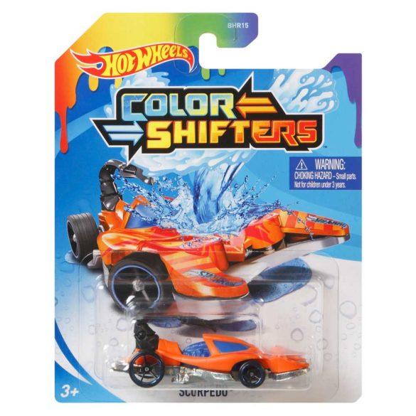 Masinuta Hot Wheels Culori Schimbatoare Scorpedo 3