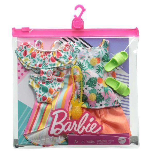 Pachet Vestimentatie Barbie si Ken Model 2 2