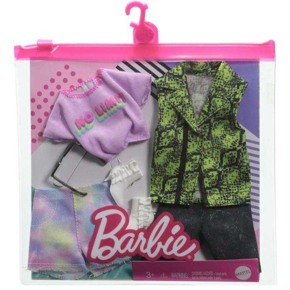 Pachet Vestimentatie Barbie si Ken Model 3 2