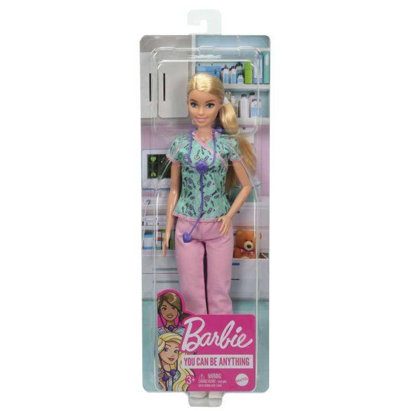Papusa Barbie Infirmiera Colectia Barbie Cariere 5