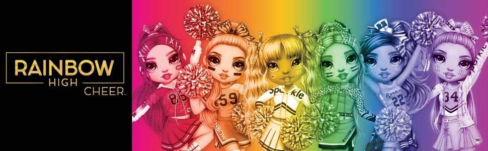 Rainbow High Majorete