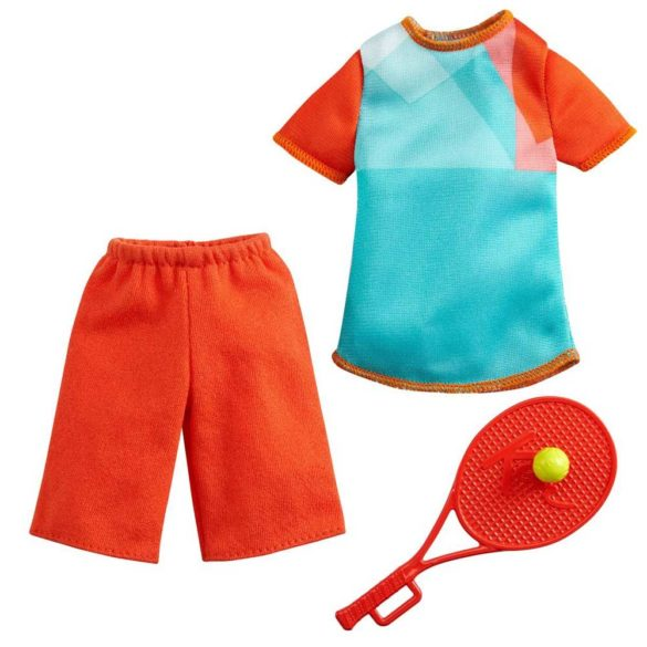 Vestimentatie Ken Cariere - Jucator de Tenis