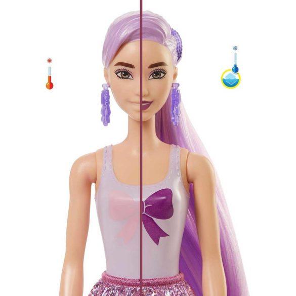 Barbie Color Reveal Shimmer Papusa cu 7 Surprize 4