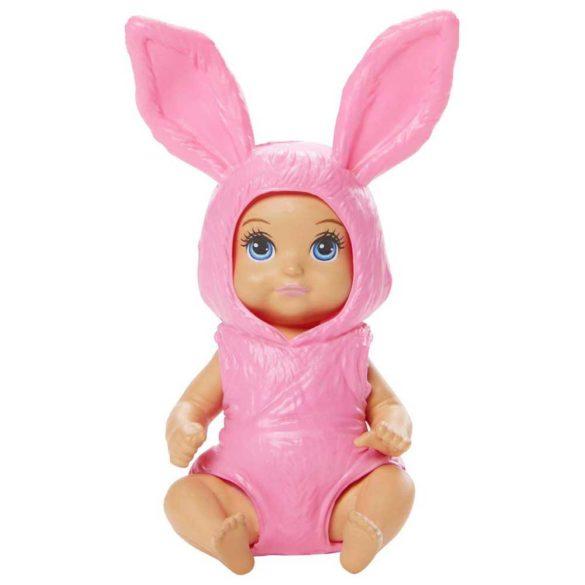 Barbie Skipper Babysitters Papusica Bebelus roz