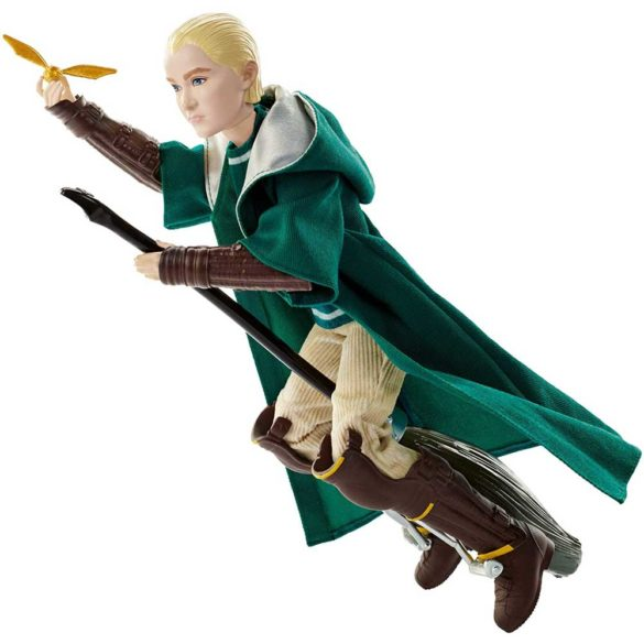 Colectia Harry Potter Quidditch Papusa Draco Malfoy 2