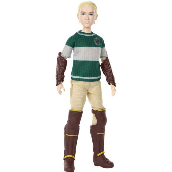Colectia Harry Potter Quidditch Papusa Draco Malfoy 3