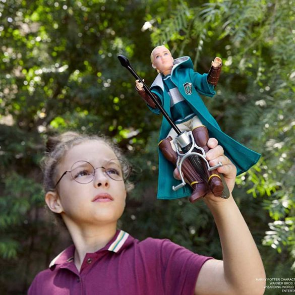 Colectia Harry Potter Quidditch Papusa Draco Malfoy 5