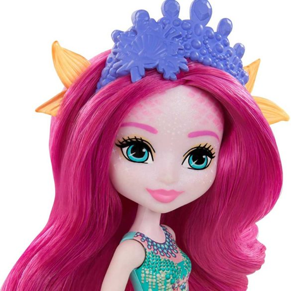 Enchantimals Papusa Mermaid si Figurina Glide 4