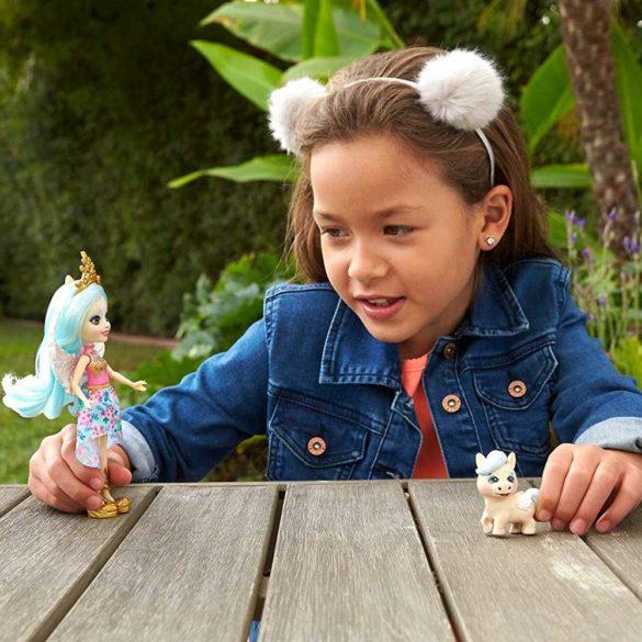 Enchantimals Papusa Pegasus si Figurina Wingley 2