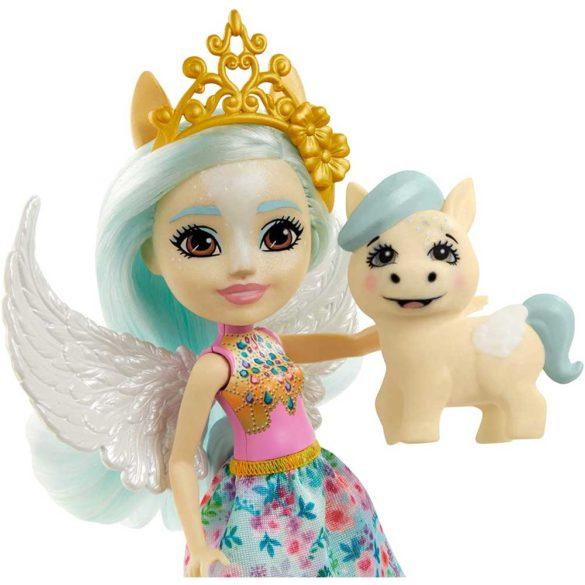 Enchantimals Papusa Pegasus si Figurina Wingley 3