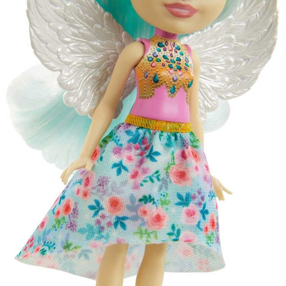 Enchantimals Papusa Pegasus si Figurina Wingley 5