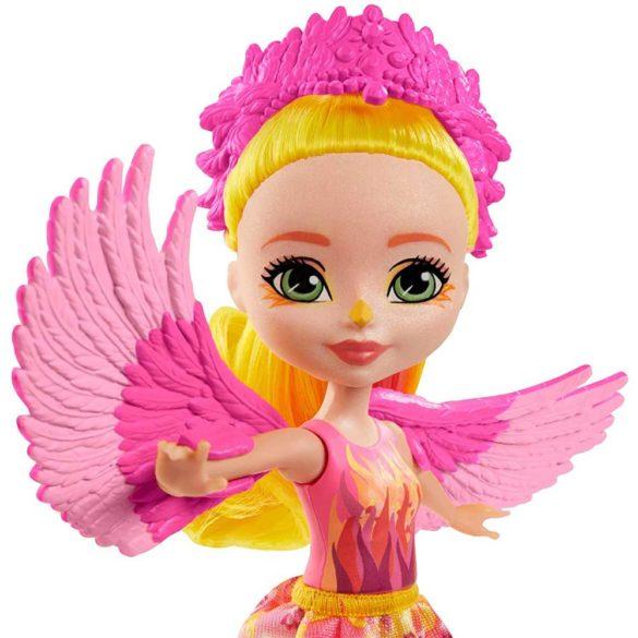 Enchantimals Papusa Phoenix si Figurina Sunrise 4