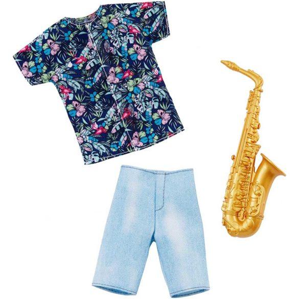 Hainute pentru Papusa Baiat Ken - Cantaret la Saxofon