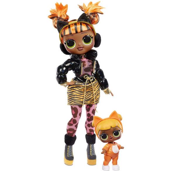 L.O.L. Surprise O.M.G. Papusa Missy Meow Baby Cat 2