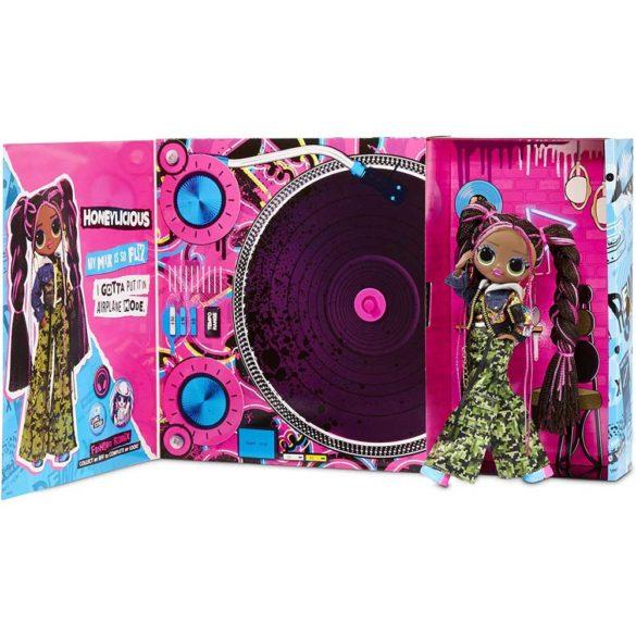 L.O.L. Surprise O.M.G. Remix Papusa Honeylicious 2