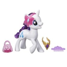 My Little Pony Figurina Rarity cu Sunete in Limba Poloneza