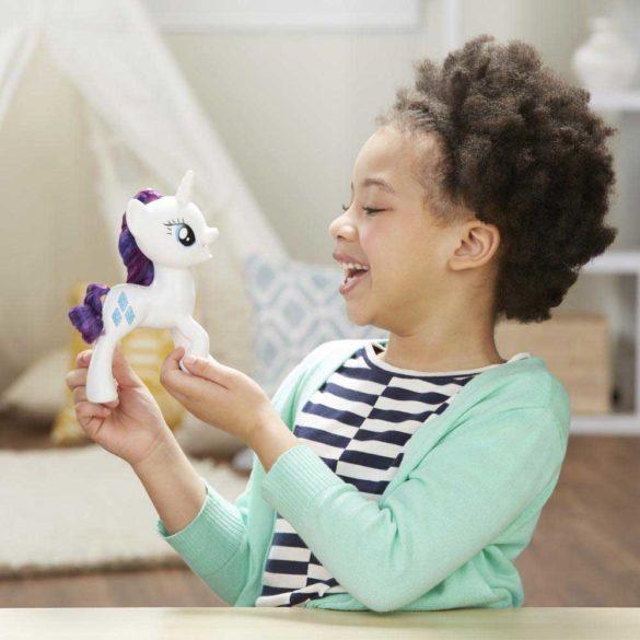 My Little Pony Figurina Rarity cu Sunete in Limba Poloneza 2