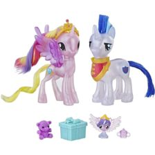 My Little Pony Set Printesa Cadance & Shining Armor
