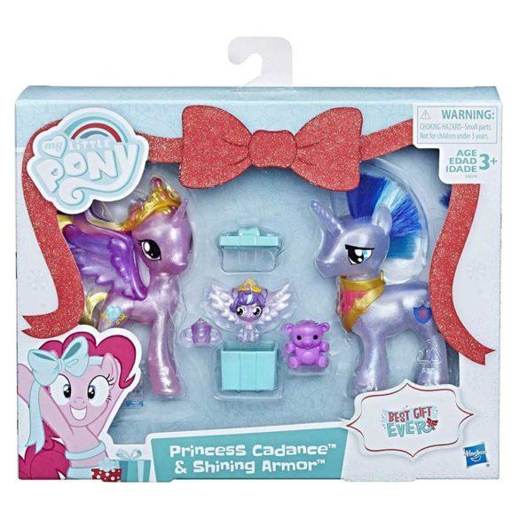 My Little Pony Set Printesa Cadance Shining Armor 2
