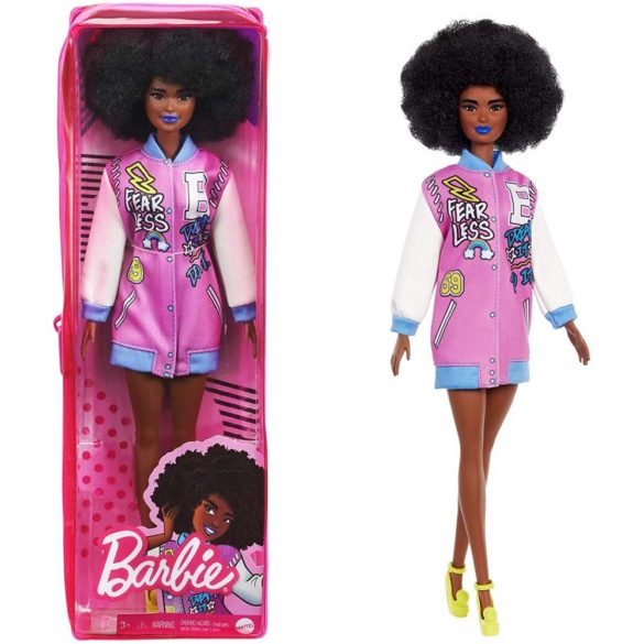 Papusa Barbie Fashionistas Model 156