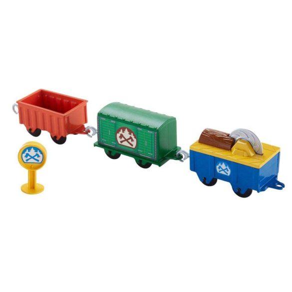 Thomas & Friends Vagoane Tidmouth Timber Train