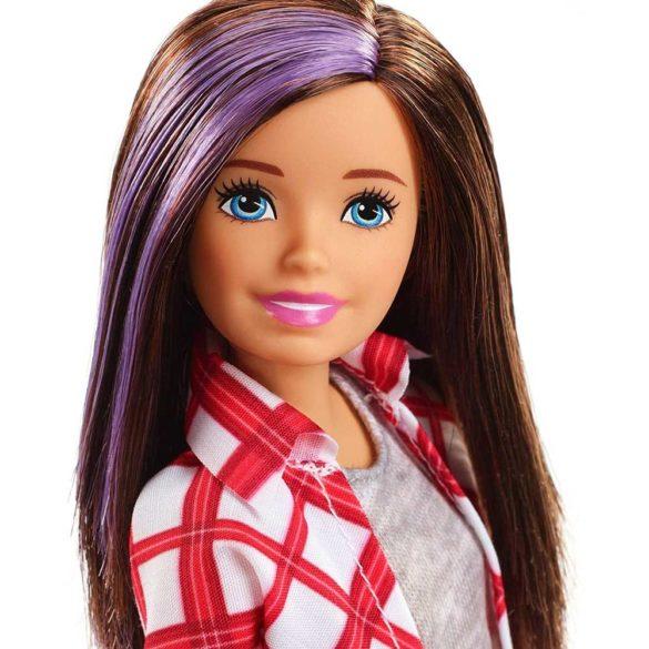 Barbie In Calatorie Papusa Skipper 2