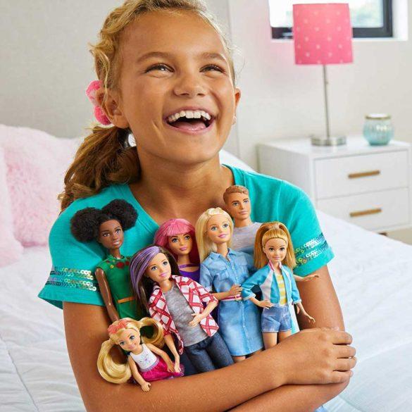 Barbie In Calatorie Papusa Skipper 3