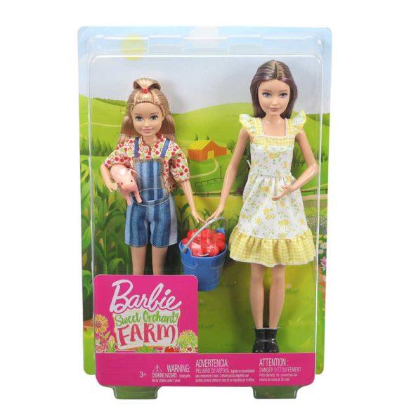 Barbie si Ferma de Vis Set Papusa Skipper si Stacie 6