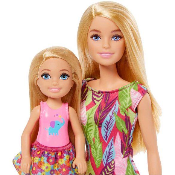 Set de Joaca cu Papusa Barbie Chelsea si 3 Figurine 2