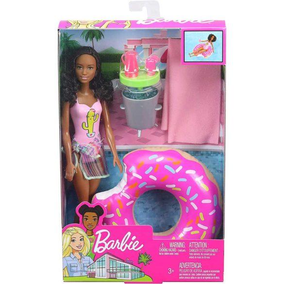 Set de joaca cu Papusa Barbie la Piscina AA 4