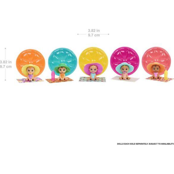 Barbie Color Reveal Figurina Bebelus cu 5 Surprize 6
