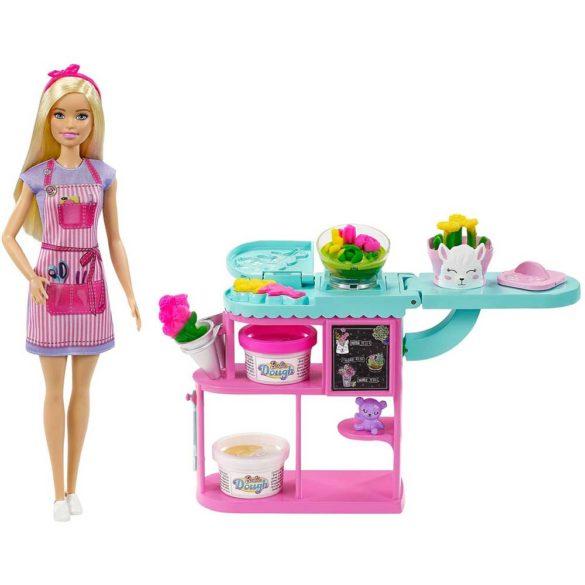 Barbie Set de Joaca Florarie