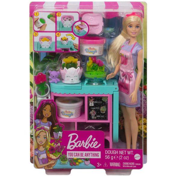 Barbie Set de Joaca Florarie 6