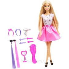 Barbie Style Your Way Pachet Papusa si Accesorii