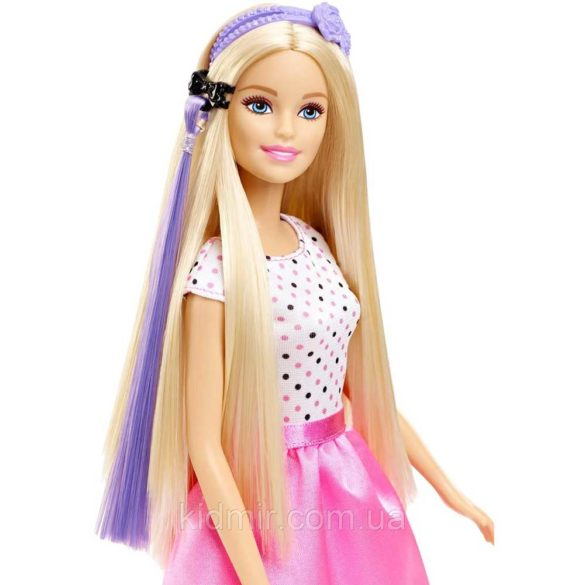 Barbie Style Your Way Pachet Papusa si Accesorii 2