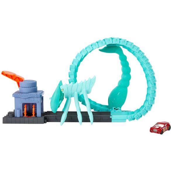 Hot Wheels City Atacul Scorpionului 3