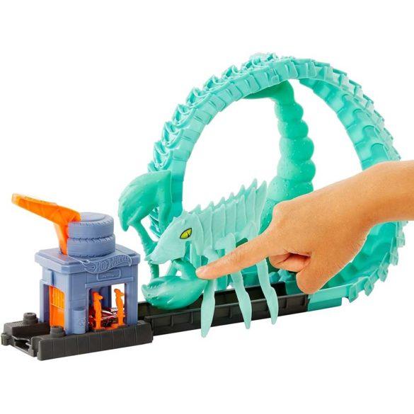 Hot Wheels City Atacul Scorpionului 5
