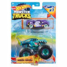 Masinuta Hot Wheels Monster Trucks - Mega Wrex