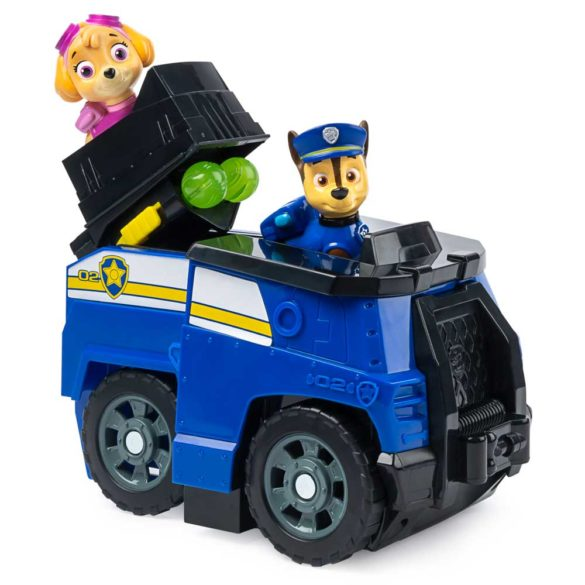 Patrula Catelusilor Masina de Politie a lui Chase 2