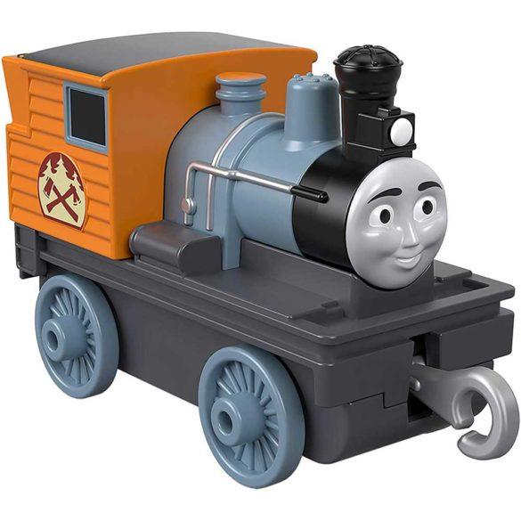 Thomas Locomotiva Metalica Bash Conectori Plastic 1