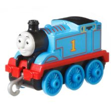 Thomas Locomotiva Metalica Conectori Plastic 1