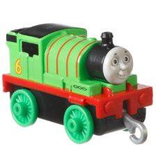 Thomas Locomotiva Metalica Percy Conectori Plastic 1